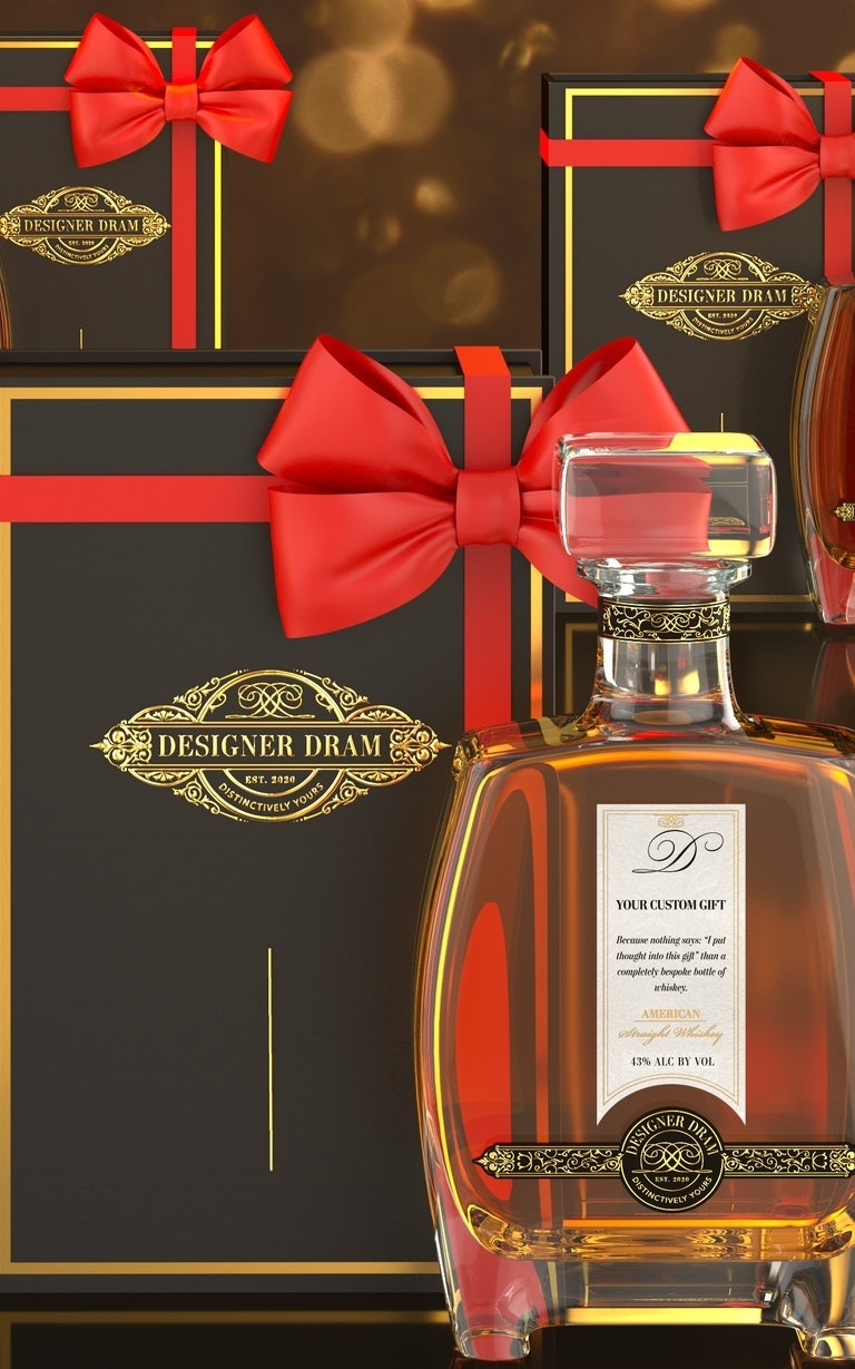 The world's first bespoke barrel-to-label experience